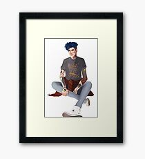 Teddy Lupin Framed Print
