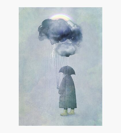 The Cloud Seller Photographic Print