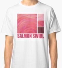 Salmon Swirl Classic T-Shirt