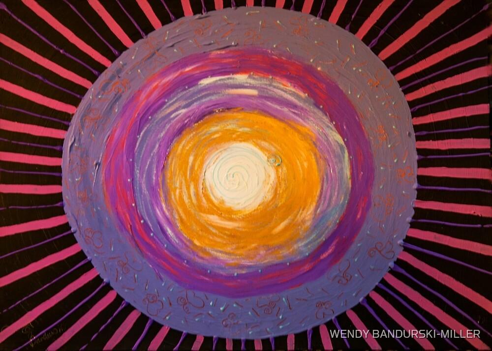 NOMAD SERIES THE SPARK by WENDY BANDURSKI-MILLER