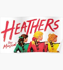 Heathers: The Musical Poster