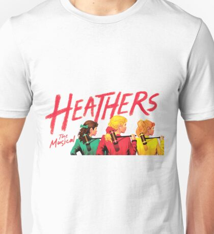 Heathers: The Musical Unisex T-Shirt