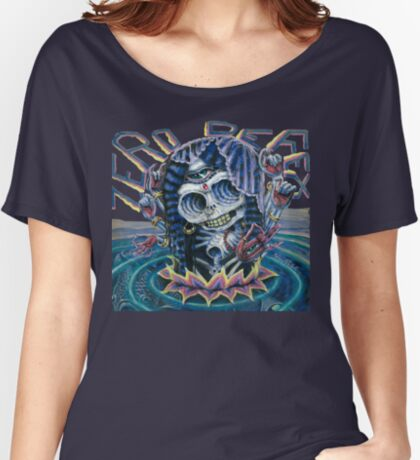Zero Defex Caught in a Reflection Women's Relaxed Fit T-Shirt