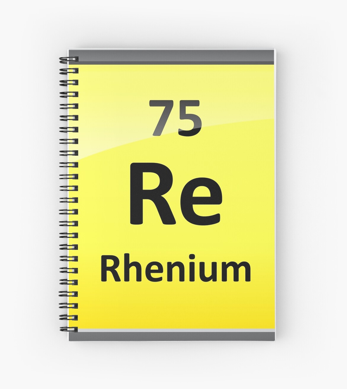 Rhenium symbol periodic table images periodic table images rhenium periodic table element symbol spiral notebooks by rhenium periodic table element symbol gamestrikefo images gamestrikefo Images