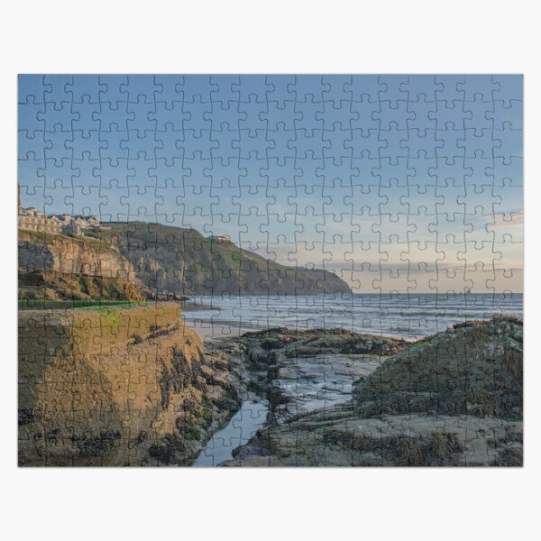 A Vide of Perrenporth Jigsaw Puzzle