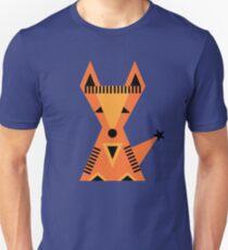 Little Fox, foxy, animal, autumn, forest, wild T-Shirt