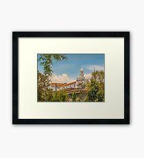 Historic Center of Cuenca, Ecuador Framed Print