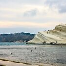 The White Cliffs of Dover, Duh? Nah, The Scala dei Turchi by MarcW