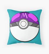 2.B.A. Master Throw Pillow