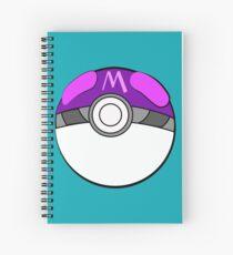 2.B.A. Master Spiral Notebook