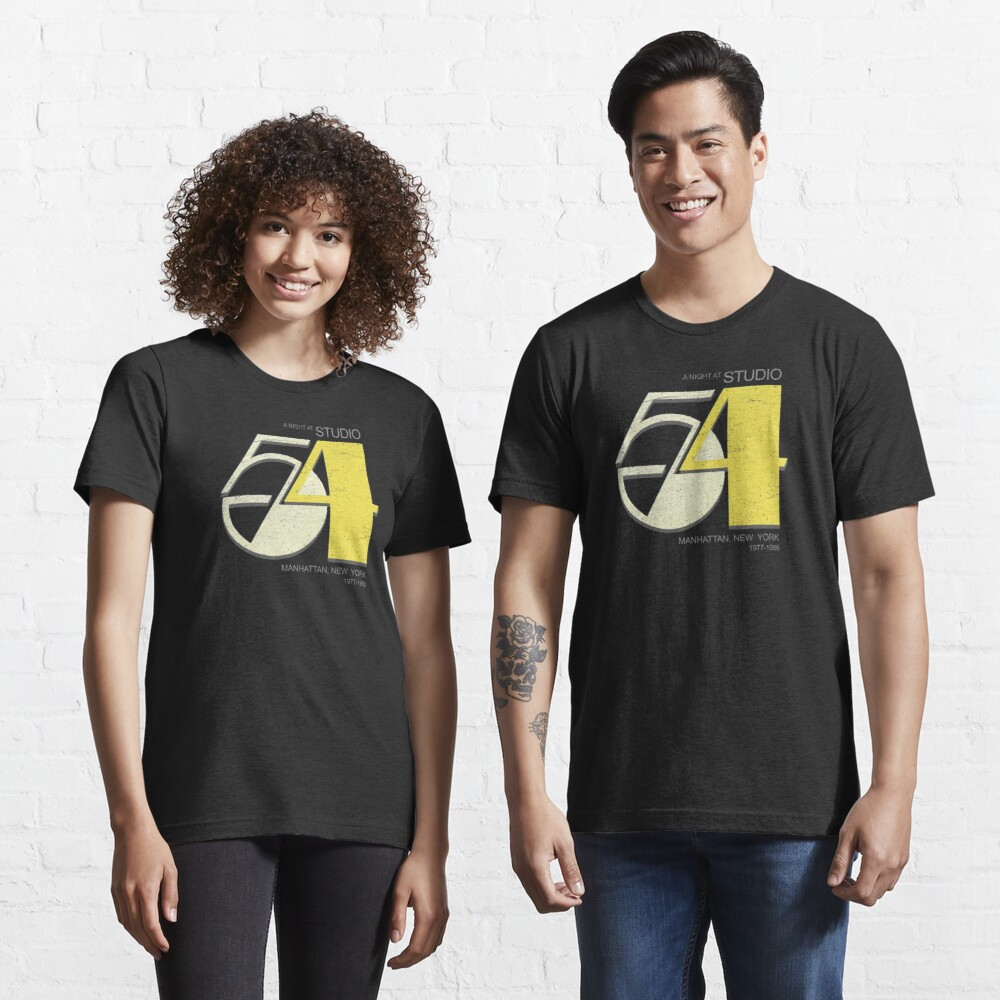 Studio 54 - Night Club - Discoteque Essential T-Shirt