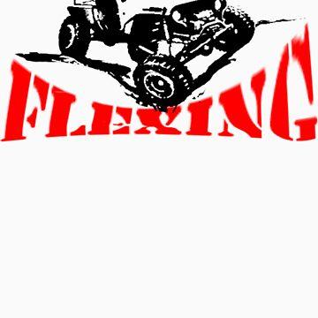 Flexing by ZombieNinja3G