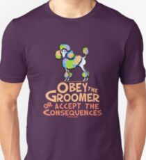 Obey The Groomer Unisex T-Shirt