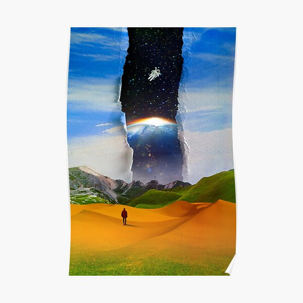 Grains Of Sand Poster