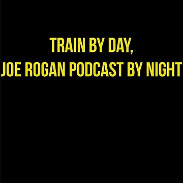 Train by day, Joe Rogan podcast by night - Nick Diaz by TomDesigns