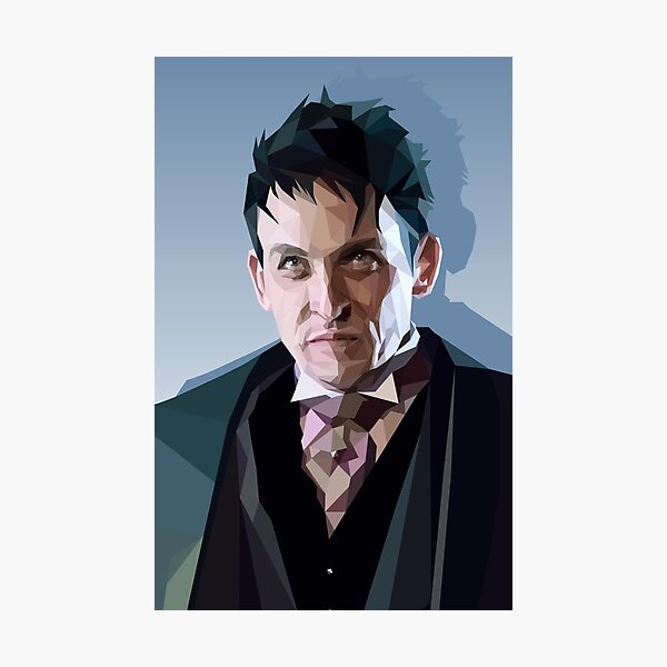 Oswald Cobblepot Photographic Print