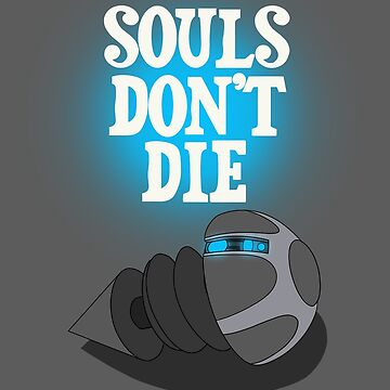 THE IRON GIANT - SOULS DON'T DIE by Sonic408