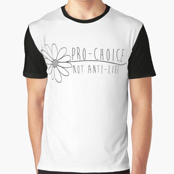 Daisy Pro-Choice T-shirt graphique