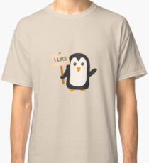 Penguin like   Classic T-Shirt
