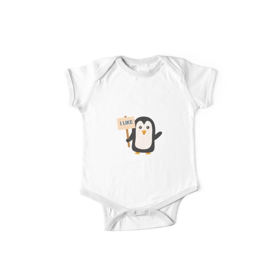 Penguin like   by ilovecotton