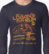 Logans Fun-Run Langarmshirt