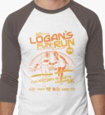 Logan's Fun-Run Men's Baseball ¾ T-Shirt