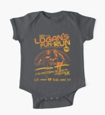 Logan's Fun-Run One Piece - Short Sleeve