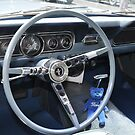 Dash '66 Ford Mustang  by Wviolet28