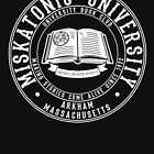 Miskatonic University Book Club von TimMcDaunting