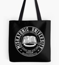 Club de lecture de l'Université Miskatonic Tote bag