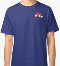 POKEBALL POCKET Classic T-Shirt