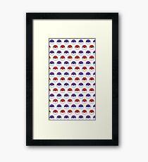 POKEMON! Framed Print