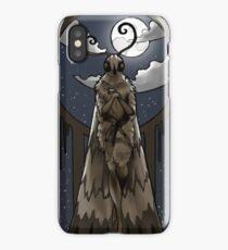 Moth Anthro iPhone Case/Skin