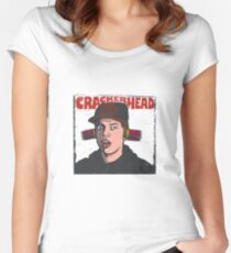 Crackerhead Women's Fitted Scoop T-Shirt