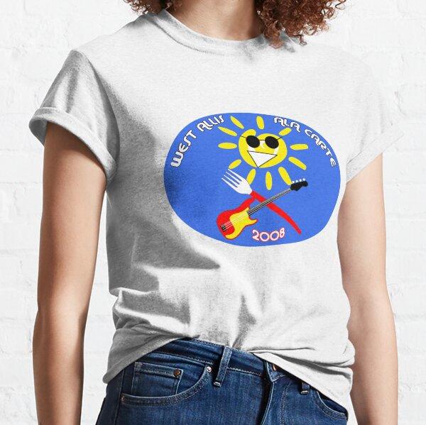 West Allis A La Carte Throwback Classic T-Shirt