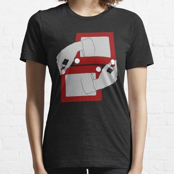 Escher Sketch Essential T-Shirt