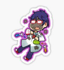 Scientist Rei Sticker