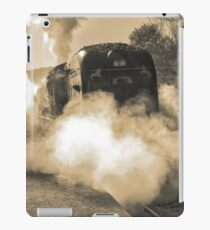 steam engine iPad Case/Skin