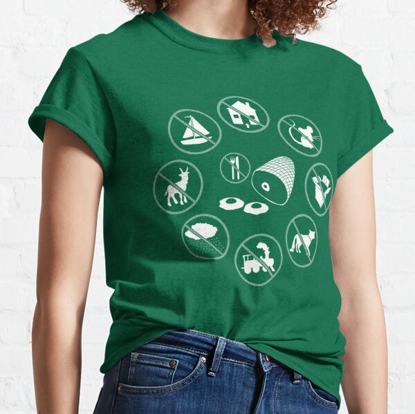 I Do Not Like Them... Classic T-Shirt
