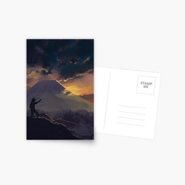 Valor Postcard