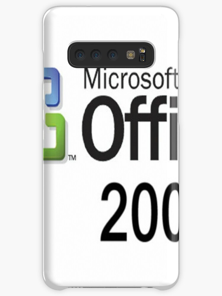 'Office 2003 - A Life' Case/Skin for Samsung Galaxy by Terran024