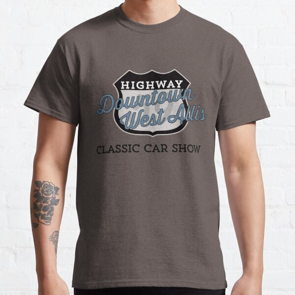 Classic Car Show-Generic Classic T-Shirt