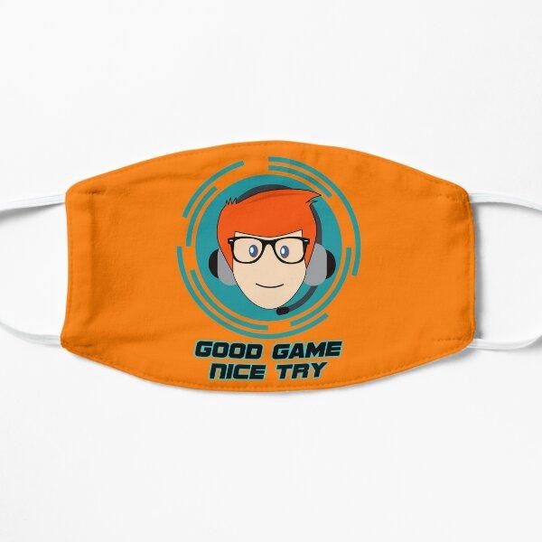 Team Coco Good Game Nice Try Conan O'Brien Flat Mask