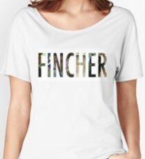 Fincher Women's Relaxed Fit T-Shirt