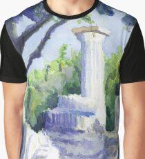 Doric colunm_02 Graphic T-Shirt