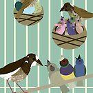 Faith + Birds by Eva Landis
