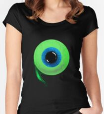 JackSepticEye logo Women's Fitted Scoop T-Shirt