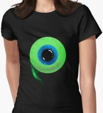 JackSepticEye logo Women's Fitted T-Shirt