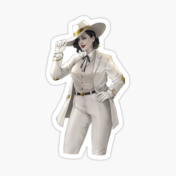 Lady Dimmadome Sticker