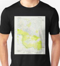 USGS TOPO Map Alaska AK Dillingham A-1 355395 1951 63360 T-Shirt